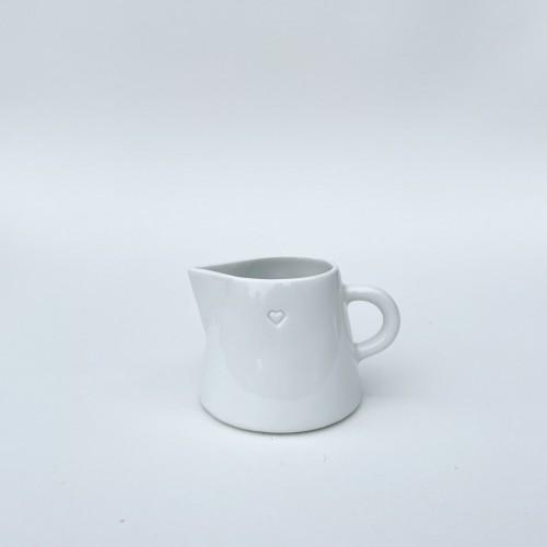 Mlékovka Srdíčko bílé