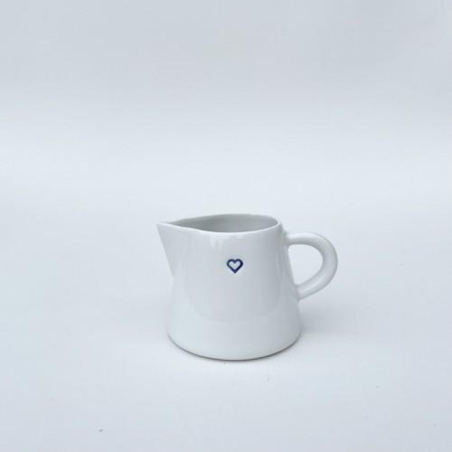 Mlékovka Srdíčko modré
