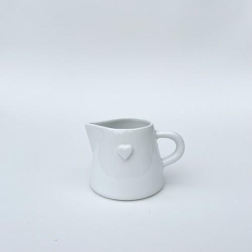 Mlékovka Srdíčko plastické
