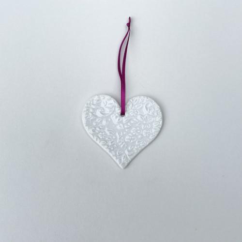 Ozdoba srdce 2